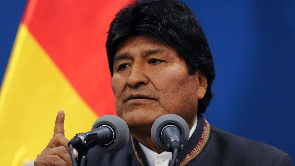 Evo Morales suma ahora dos problemas / Flickr: Ruperto Miller