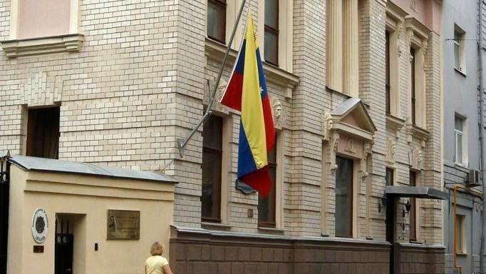 Embajada de venezuela en rusia
