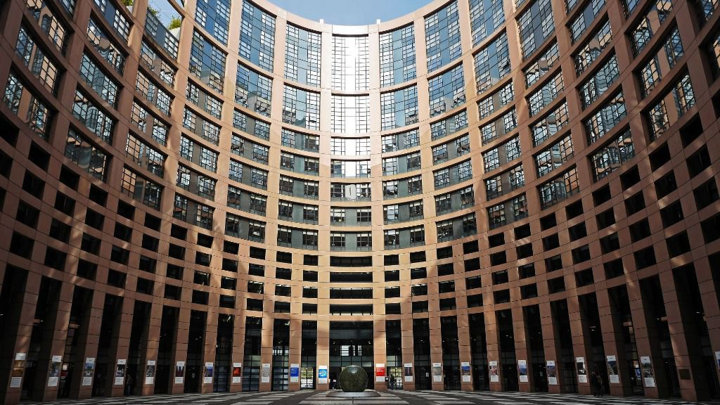 La delegación de Maduro se aloja en un buen hotel de Estrasburgo / Foto: Pixabay