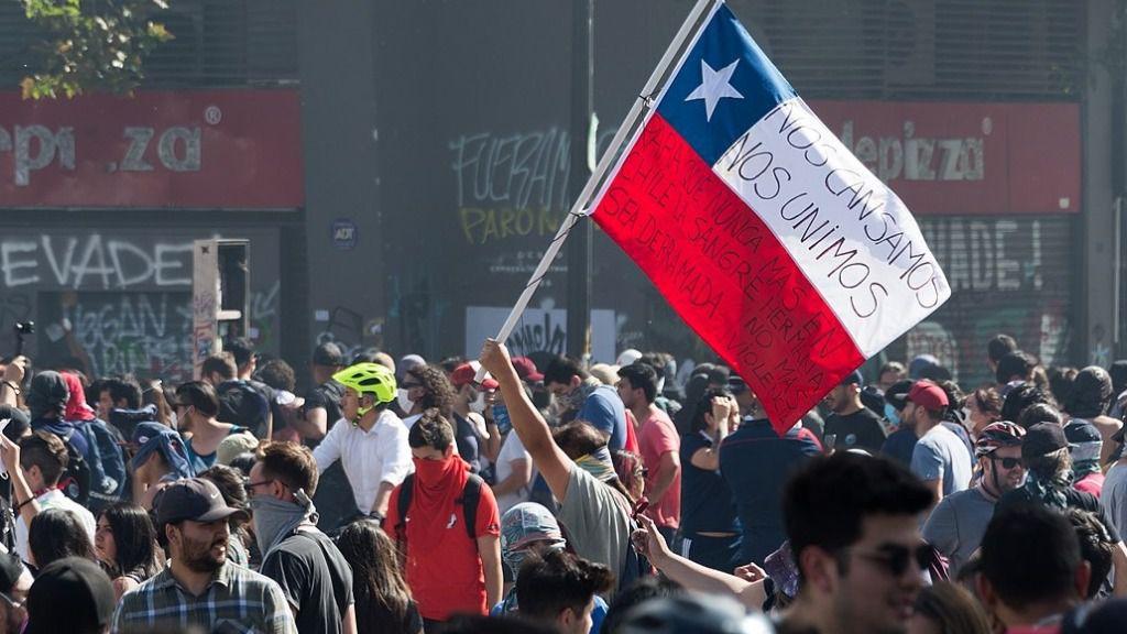 """Michel Temer: """"Las protestas son algo mundial"""" / Foto: WC"""