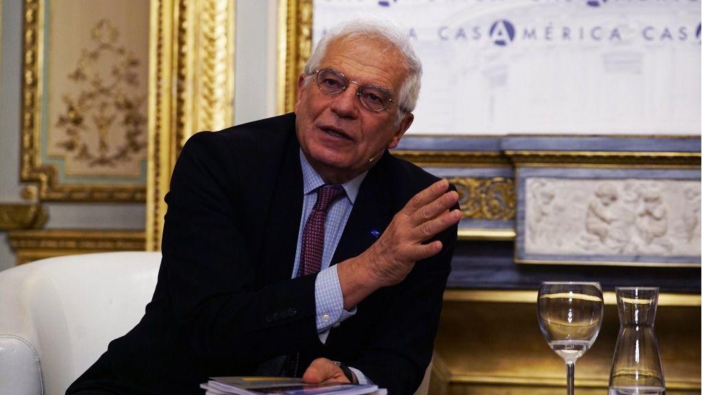Josep Borrell reconoce que el sistema consular de España no está a la altura / Foto: Casa de América