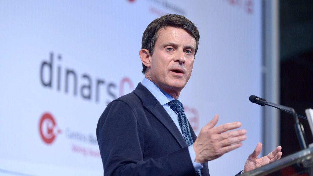 Un sector del PSOE se acerca a Manuel Valls para formar un nuevo partido de centro / Foto: WC