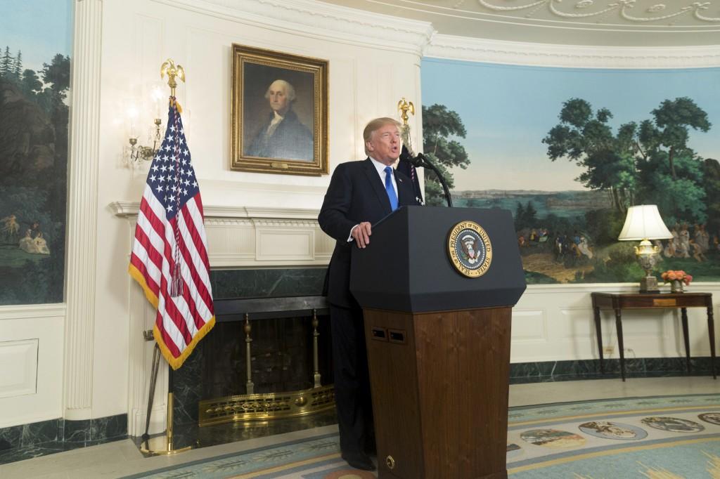 Trump no tiene otra agenda para Venezuela que no sea Guaidó / Foto: Casa Blanca