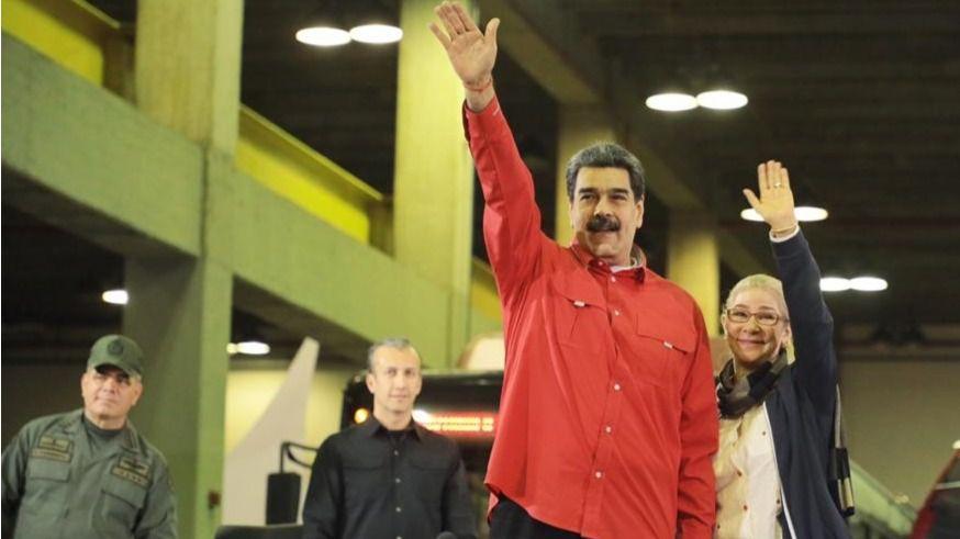 América se le hace pequeña al régimen de Nicolás Maduro / Foto: Prensa Maduro