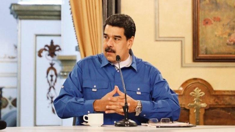 Maduro quiere hacer de la religión un arma política / Twitter: @NicolasMaduro