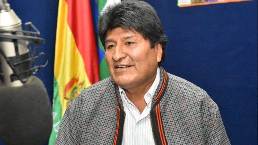 Evo Morales no será asilado, será refugiado / Twitter: @evoespueblo
