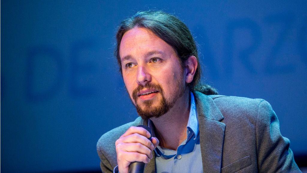 Pablo Iglesias acaricia el poder en España / Foto: Podemos