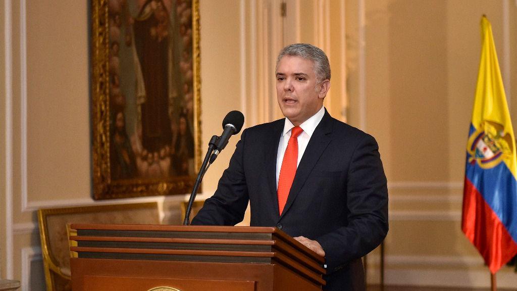 La popularidad de Iván Duque se desplomó / Foto: Presidencia Colombia