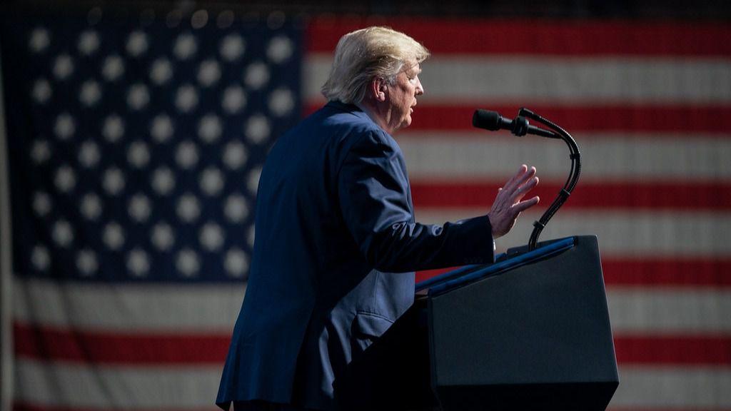 Ya todas las opciones no están sobre la mesa de Trump / Foto: Casa Blanca