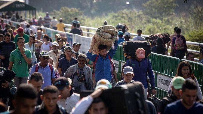 El éxodo venezolano podría llegar a 6,5 millones en 2020, según la ONU / Foto: Acnur
