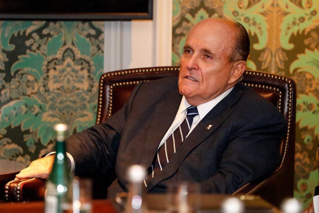 Giuliani discutió con John Bolton / Foto: Palacio do Planato