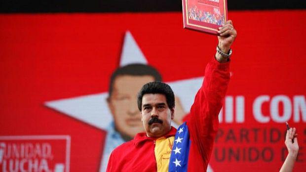 Maduro intenta arrebatarle a Guaidó el control de la Asamblea Nacional / Foto: PSUV