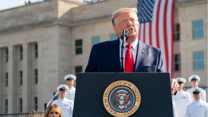 Trump está acusado de abuso de poder y obstrucción de la justicia / Foto: Casa Blanca