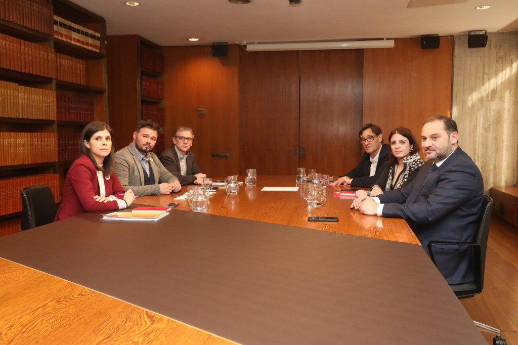 Las negociaciones entre el PSOE y ERC prosiguen / Flickr: PSOE