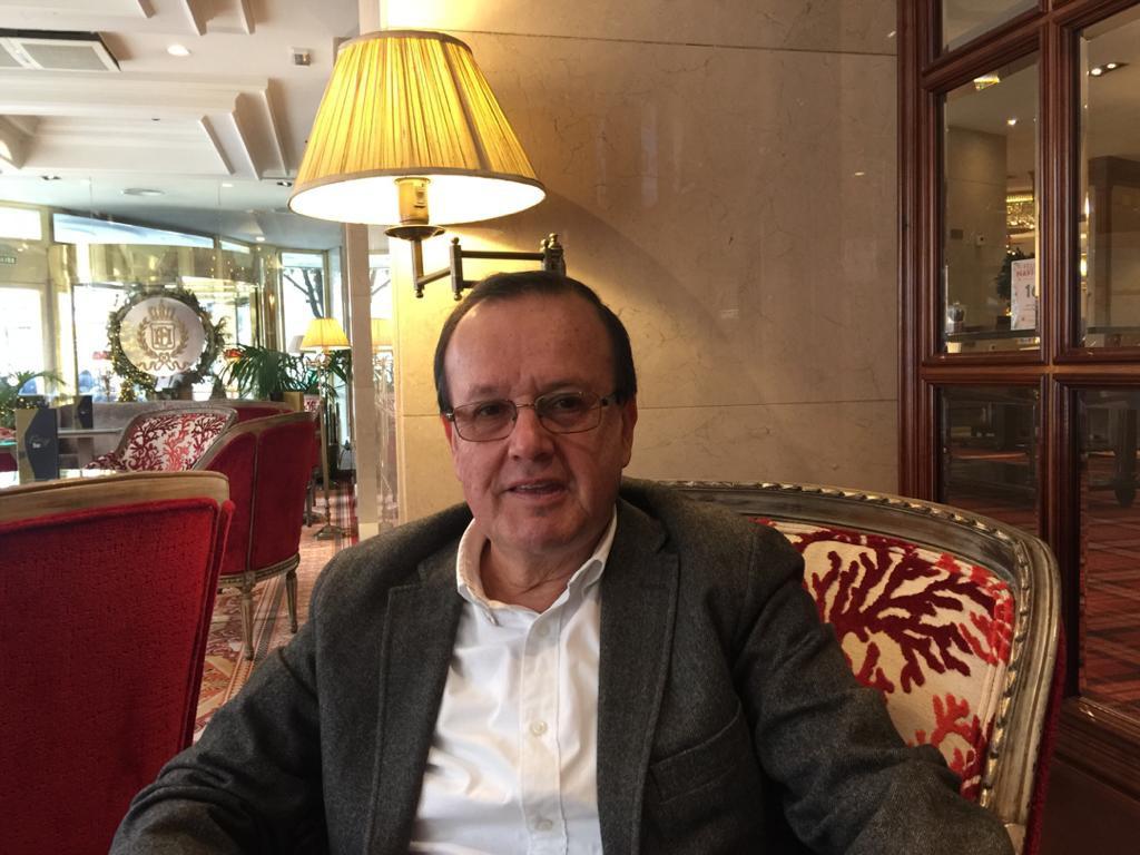 Hugo Carvajal es uno de los exiliados que va a regresar a Bolivia / Foto: ALN