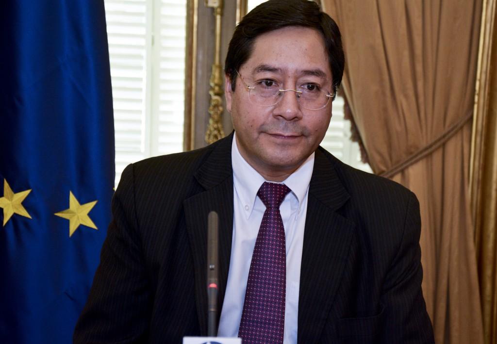 Luis Arce Cotacora fue ministro de Economía de Morales / Flickr: Casa de América