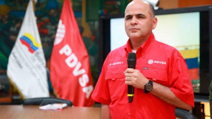 El presidente de PDVSA anunció un repunte de la producción / Foto: PDVSA