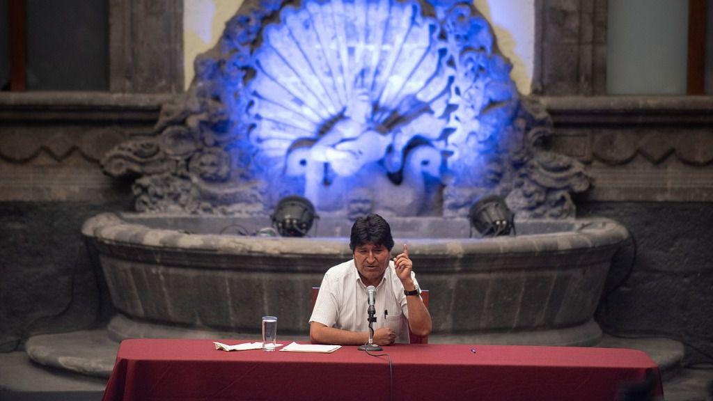 Evo Morales tiene un enero muy activo en Argentina / Foto: WC