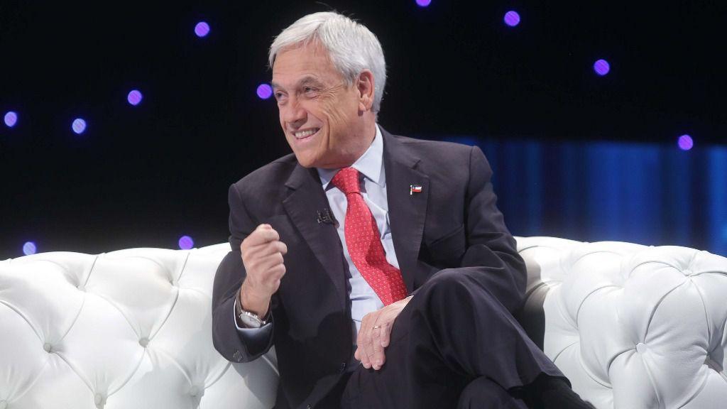 Sebastián Piñera está más relajado este enero / Flickr: Fotos TVN