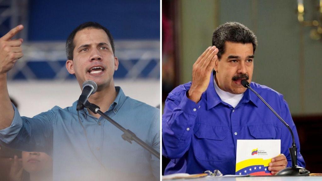 Maduro abandonó la negociación con Guaidó en Barbados / Foto: Canva WC