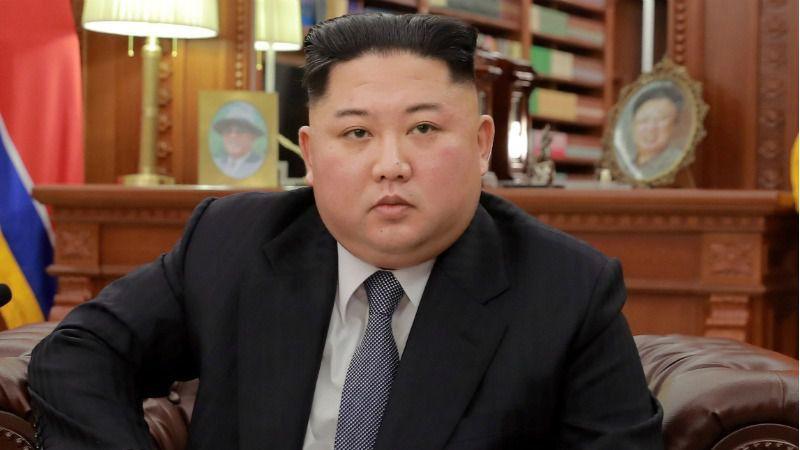 Kim Joug Un