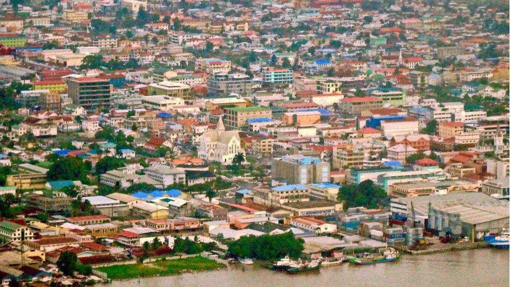 Guyana podría ser el país con el mayor porcentaje de su territorio en disputa / Foto: Wikipedia