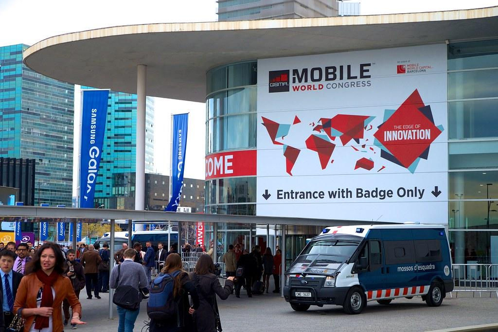 El Mobile World Congress genera 400 millones de euros al año / Flickr: K?rlis Dambr?ns