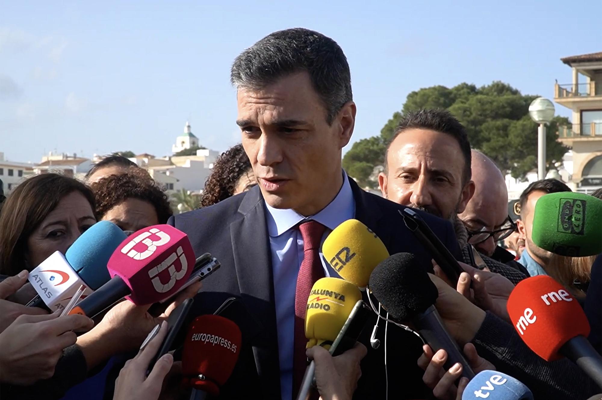¿Recibirá o no recibirá Pedro Sánchez a Juan Guaidó? / Foto: La Moncloa