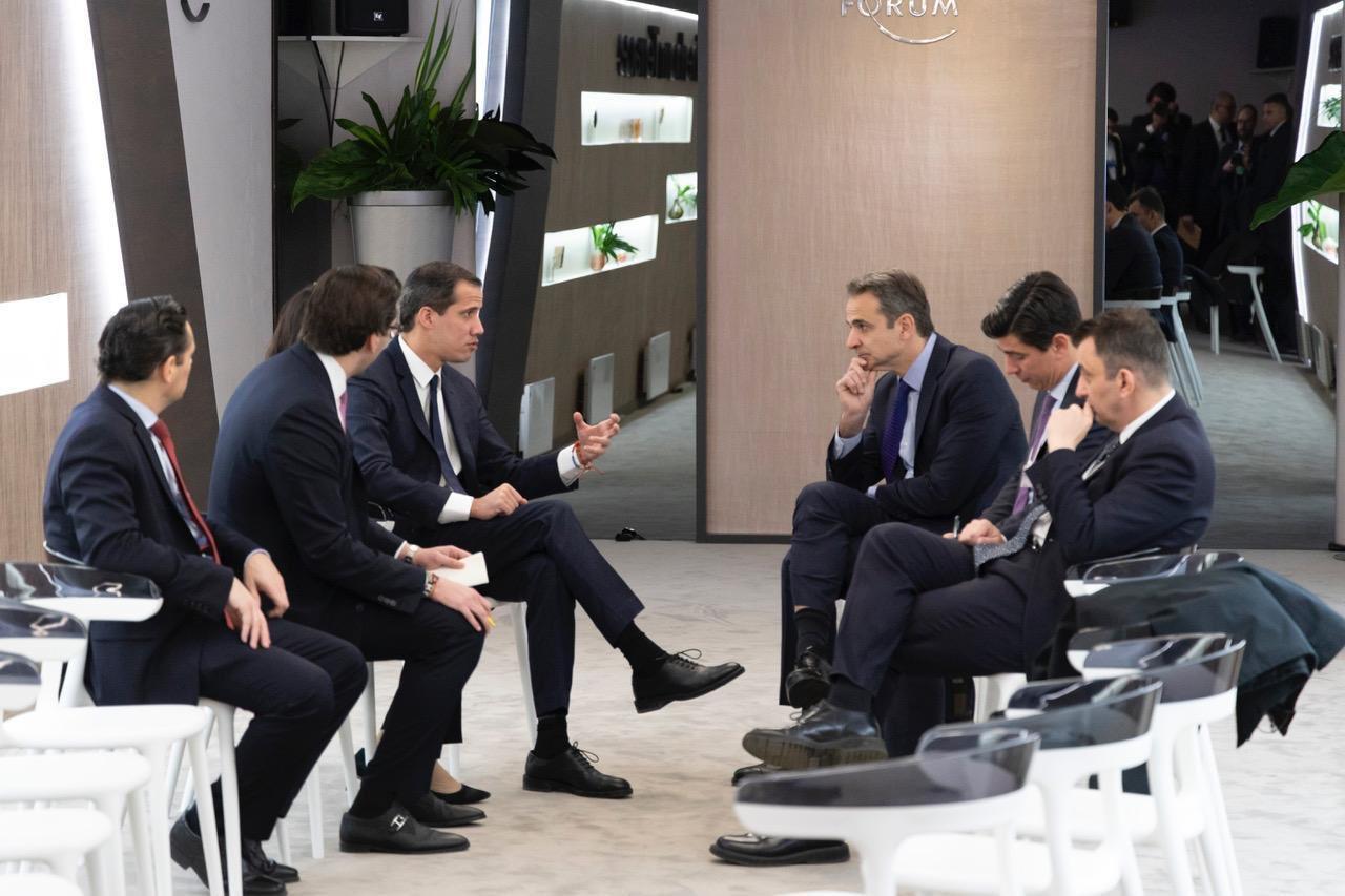 Juan Guaidó va a reunirse este viernes con Macron / Foto: CCN