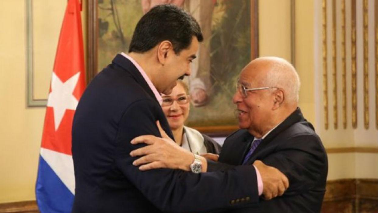 ¿Por qué Cuba no apoyó a Venezuela con el tema del Esequibo? / Foto: Prensa Maduro