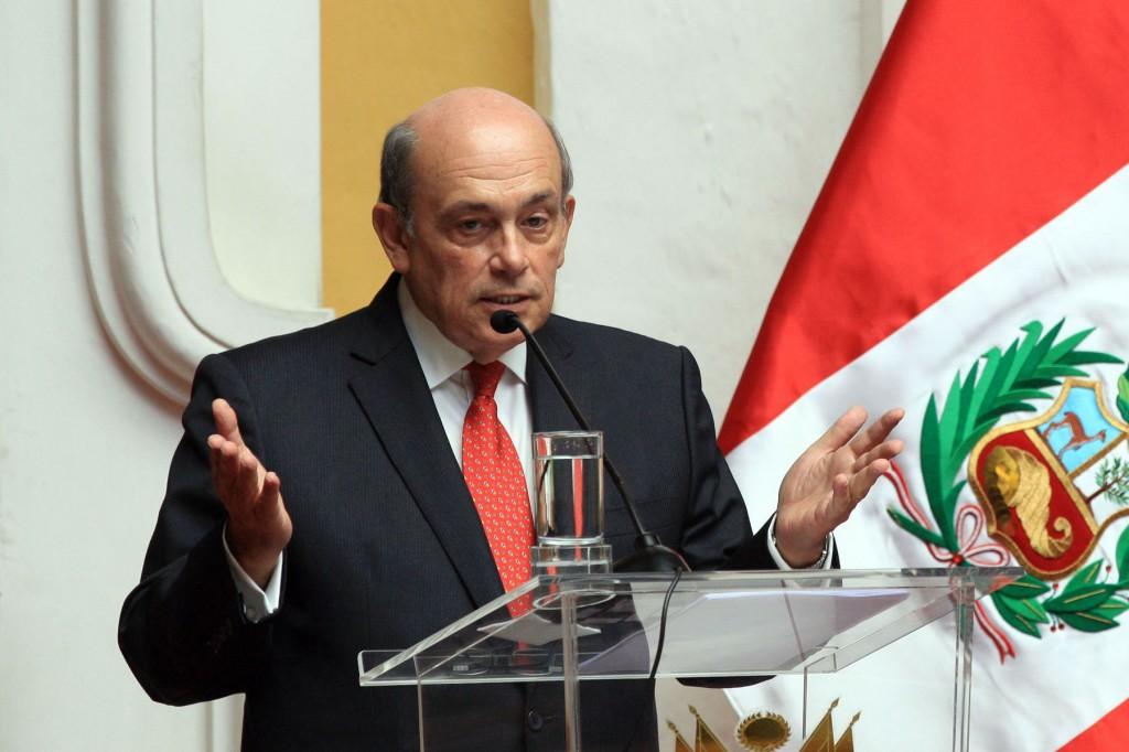 El peruano Hugo de Zela es el favorito de México y Argentina / Foto: Perú-OEA