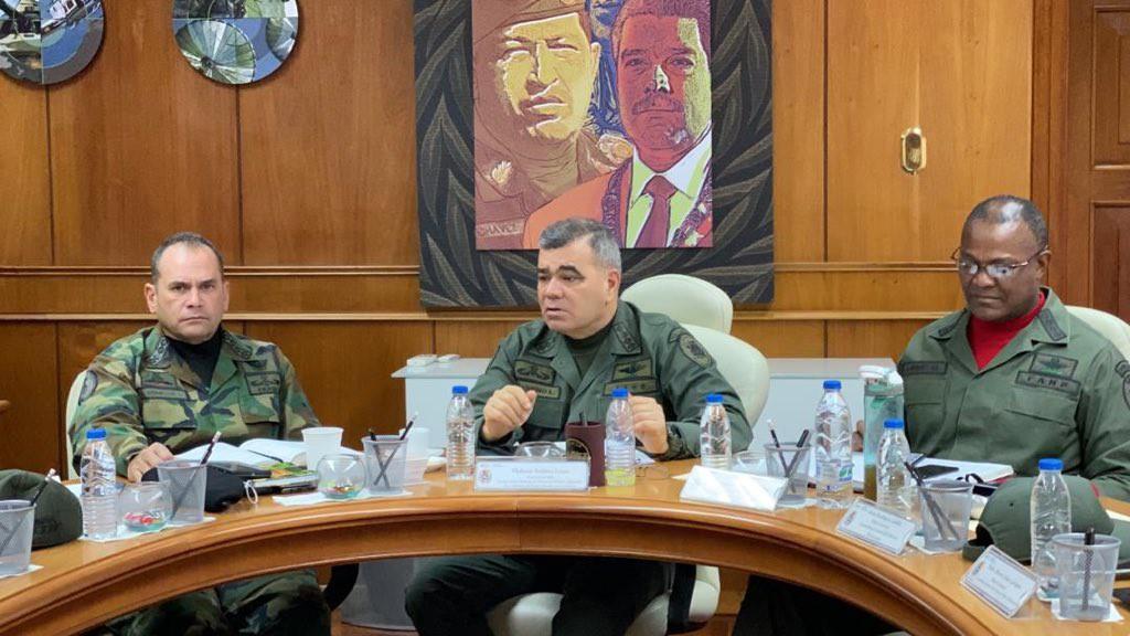 Los militares ven que la oposición no está derrotada ni huérfana de apoyos / Foto: FANB