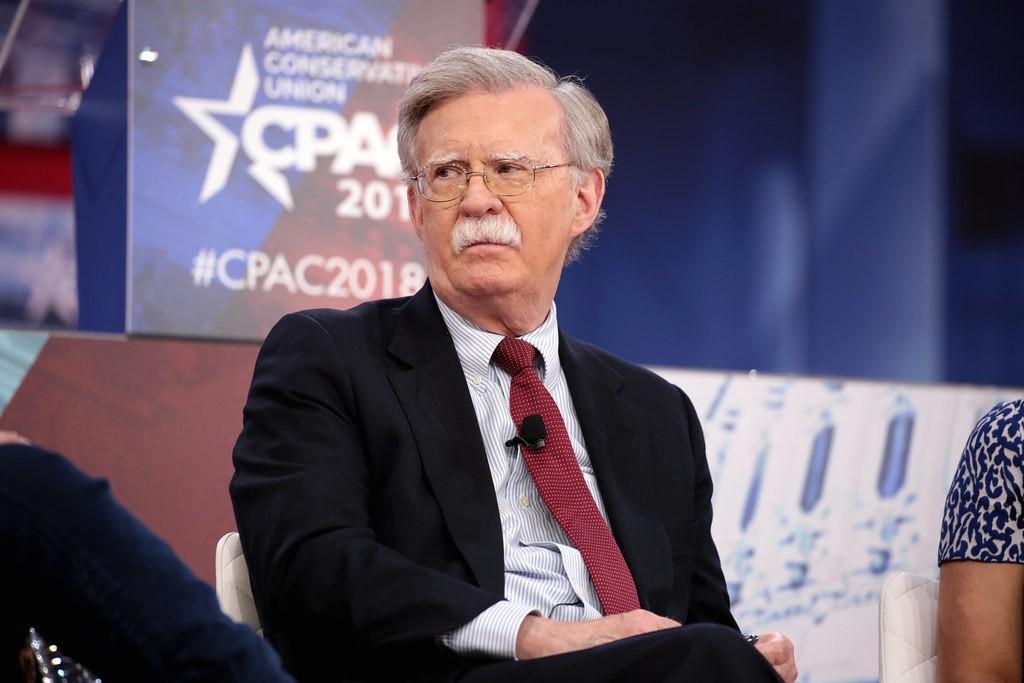 John Bolton está dispuesto a declarar en el juicio político a Trump / Foto: WC