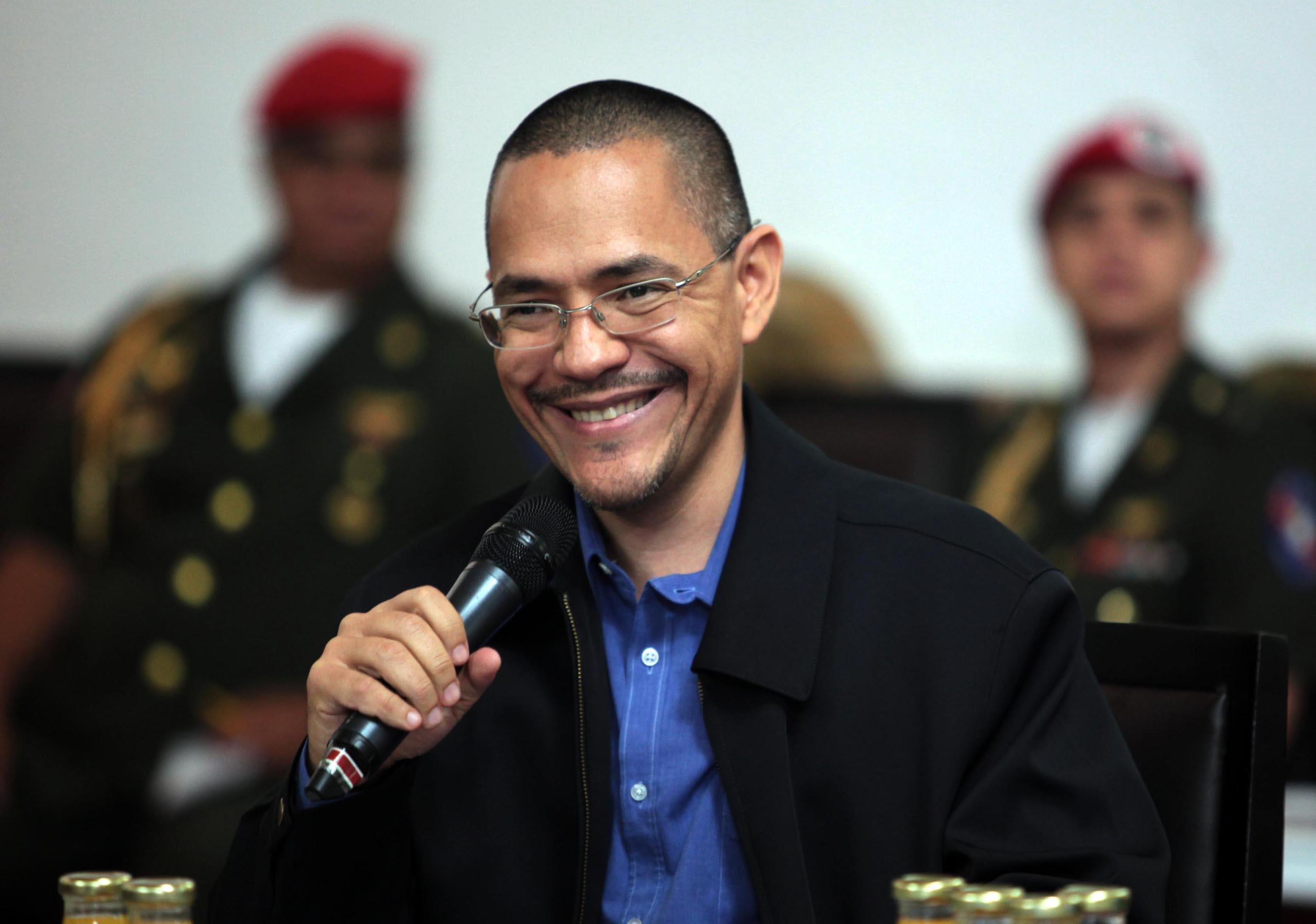 El ministro de Maduro dice que hay una campaña xenófoba contra China / Foto: WC