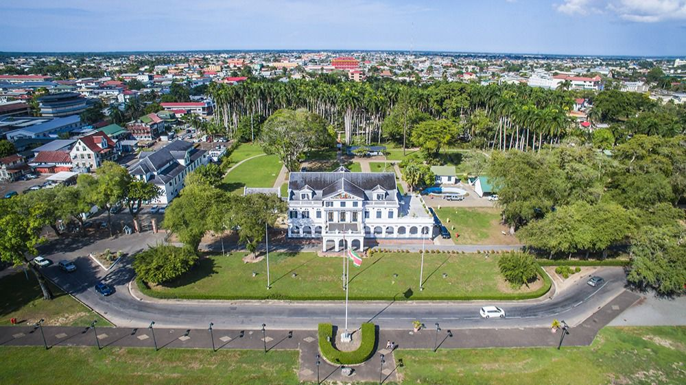 En 1975, Surinam logró su independencia formal de los Países Bajos / Foto: BID