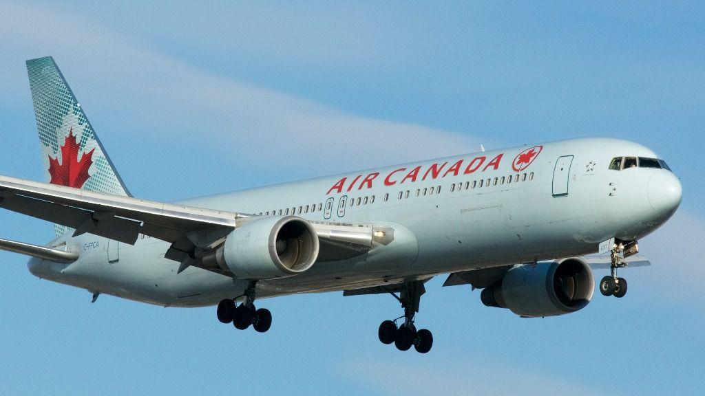 El vuelo AC 837 de Air Canada se declaró en emergencia / Foto: WC