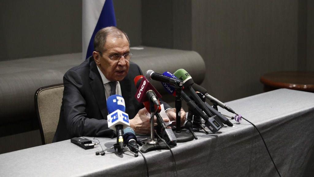 Lavrov dice que los caprichos de Guaidó frustraron la negociación / Foto: MFA Russia