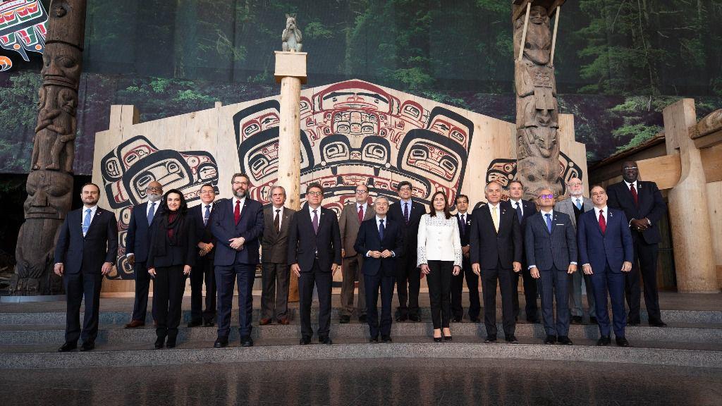 La UE y el Grupo de Lima reman en la misma dirección / Foto: Gobierno de Canadá
