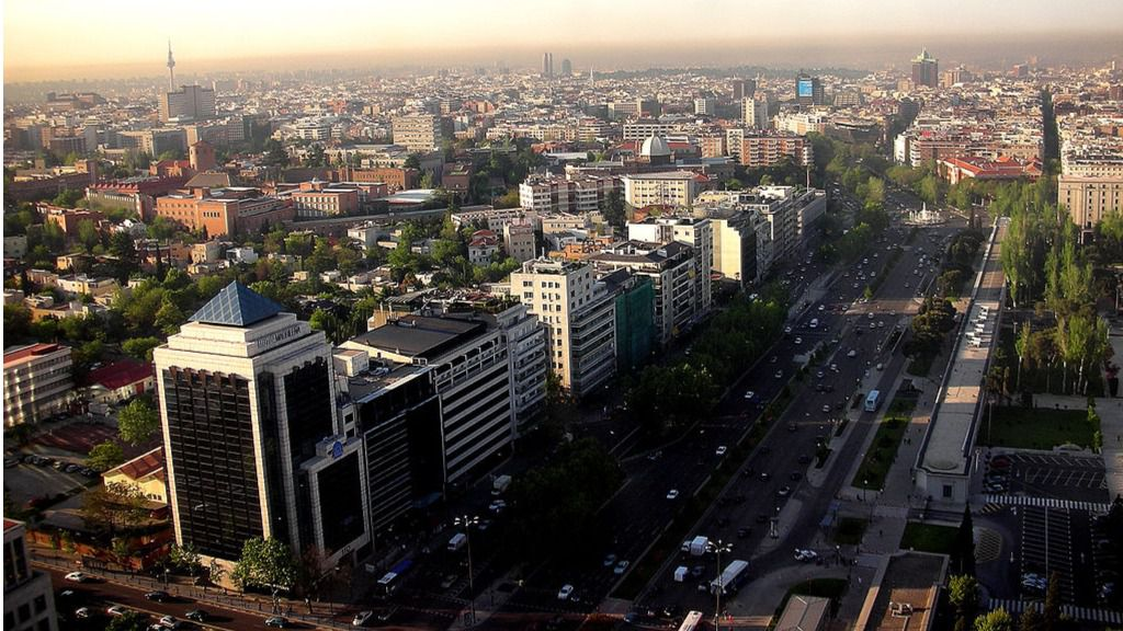 La inversión en España en el mercado inmobiliario está creciendo / Foto: WC