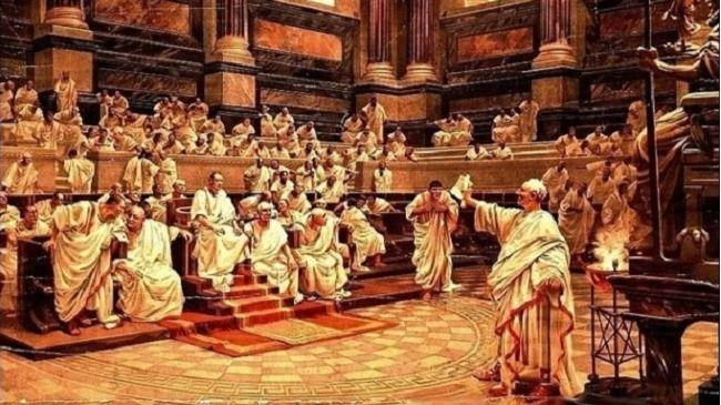 En el libro Adriano dirige una extensa epístola al joven Marco Aurelio / Foto: WC