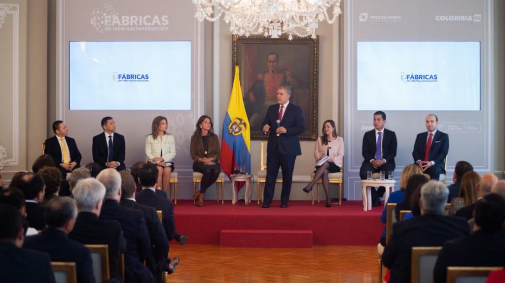 Iván Duque ha integrado a otros partidos en el gabinete / Foto: @IvanDuque