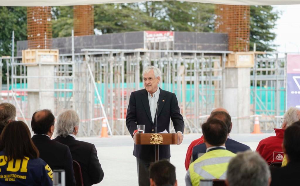 Sebastián Piñera ha dado a conocer los cuatro pilares de su gestión / Foto: @sebastianpinera