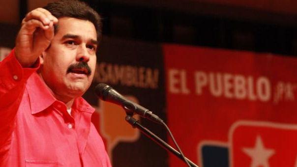Maduro pretende ocultar la crisis humanitaria que sufre Venezuela / Foto: PSUV