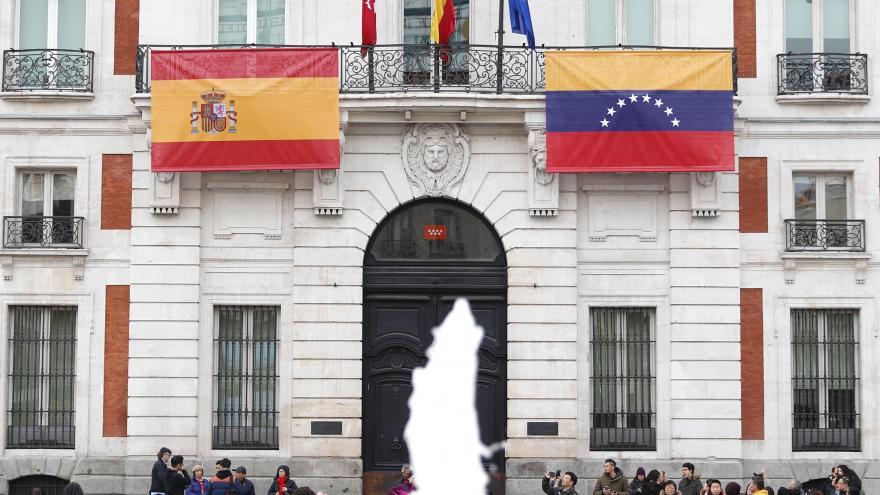 Madrid espera superar los 100.000 venezolanos / Foto: Comunidad de Madrid