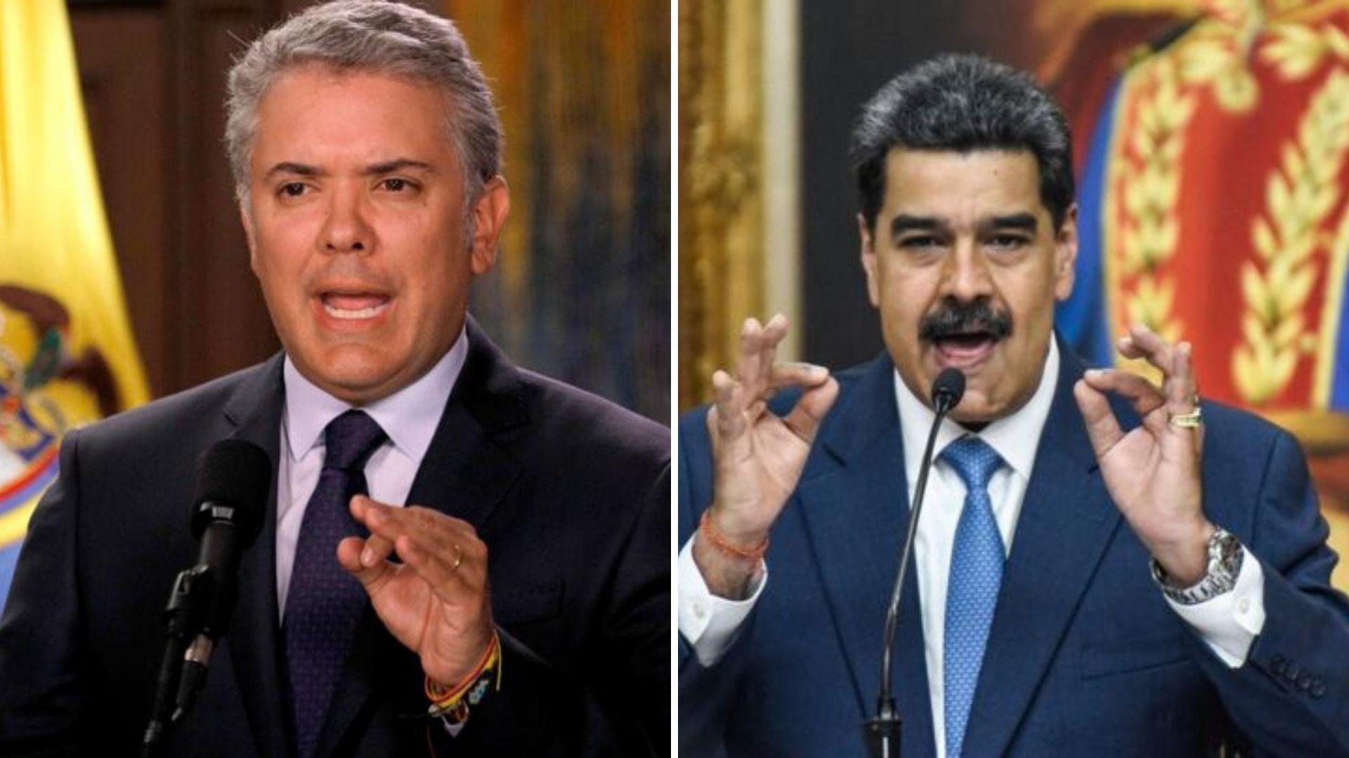 Las formas del gobierno de Duque con Bachelet recordaron a las de Maduro / Canva: WC
