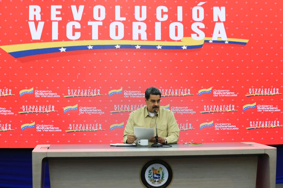 ¿Retirará Maduro la licencia a Chevron en Venezuela? / Foto: Prensa Maduro