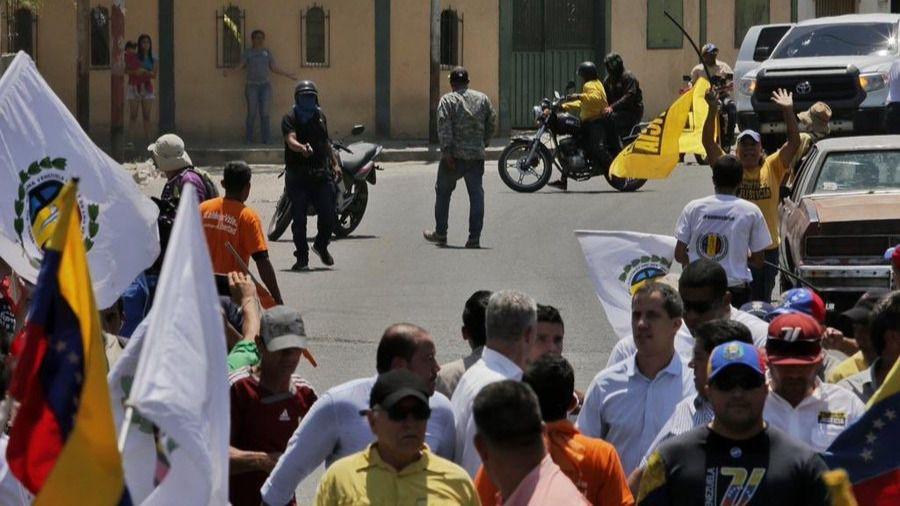 ¿Habrá sanciones de Europa contra el régimen de Maduro? / Foto: CCN
