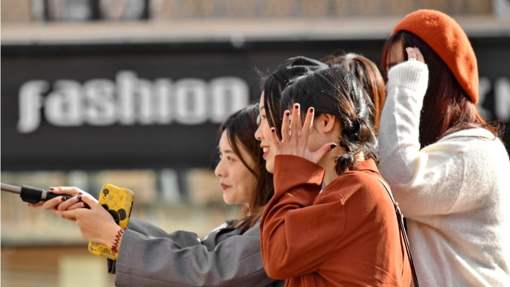Los turistas chinos han aumentado el gasto en España / Foto: Pixnio