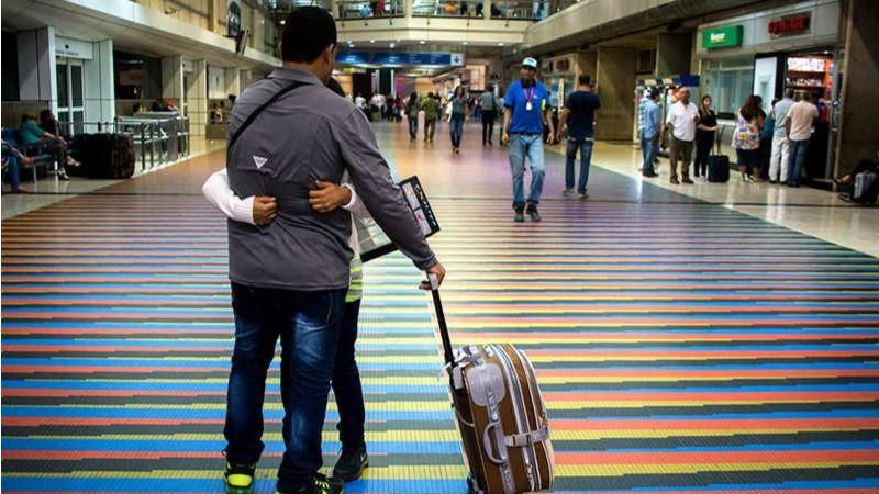 El que migra también siente nostalgia y el deseo de regresar algún día / Foto: WC