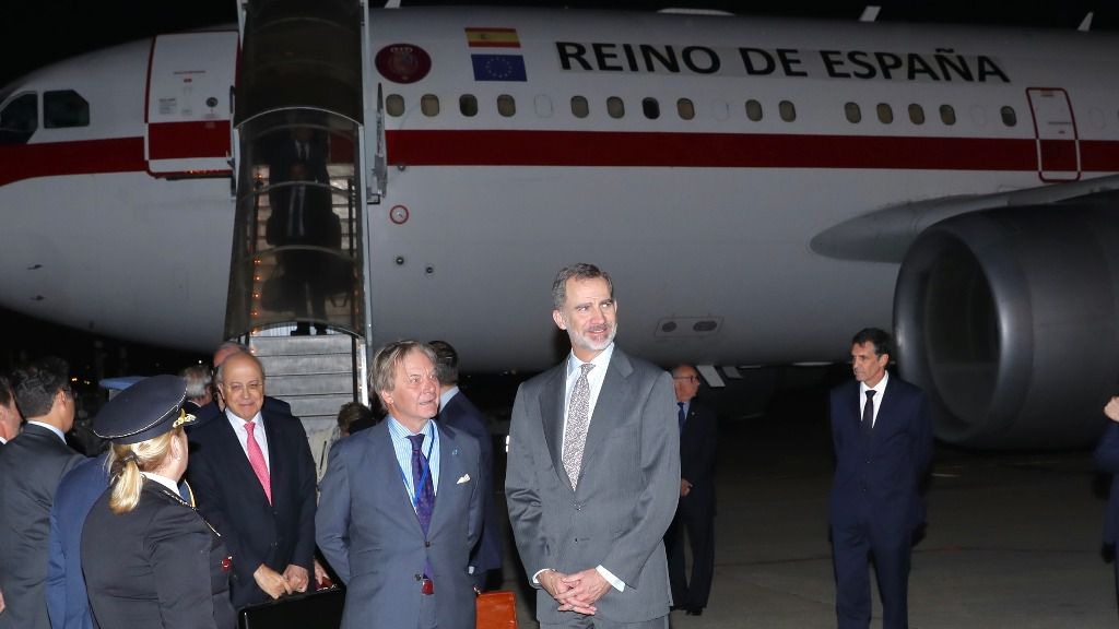 El Príncipe Felipe viajó a Venezuela en 1995, cuando aún no era Rey de España / Foto: Casa Real